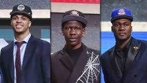 2019 NBA Draft - Full Second Round Picks - Bol Bol - More