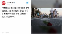 53 millions d'euros ont été versés aux victimes de l'attentat de Nice