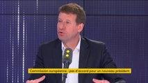 """Discussions autour des postes-clés de l'Union européenne : """"Ce partage du gâteau est parfaitement lamentable"""" pour Yannick Jadot"""