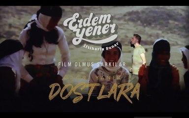 ERDEM YENER ''BAĞRI YANIK DOSTLARA''YI ANLATTI! (Kamera Arkası) #Backstage