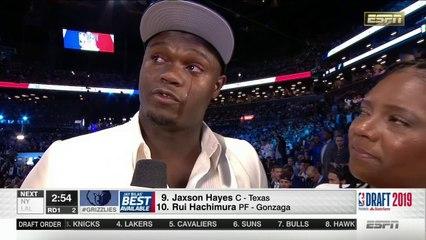 2019 NBA Draft - 1st Pick - Zion Williamson - New Orleans Pelicans