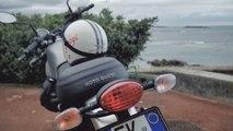 Wheels & Waves en Moto Guzzi V7, on vous emmène