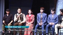 [Showbiz Korea] Well-Made musical 'Nijinsky(니진스키)'! Korea's first-ever production that deals with his life