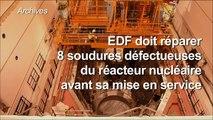 Nucléaire: nouveau retard pour l'EPR de Flamanville