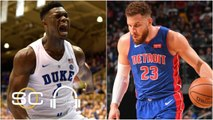 What if Zion Williamson ends up being the next Blake Griffin? - Ryen Russillo - SC with SVP