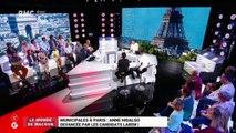 Le monde de Macron : Anne Hidalgo devancée par les candidats LaREM pour les Municipales à Paris - 21/06