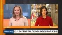 EU Ditches Early Favorites as Race to Succeed Juncker Gets Real