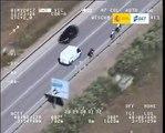 VÍDEO: Pegasus caza estos adelantamientos ilegales a varios ciclistas