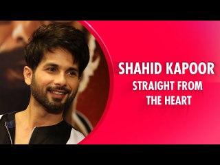 Shahid On Love, Relationships And Passion | Shahid Kapoor, Kiara Advani | Kabir Singh