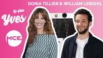 Yves: William Lebghil et Doria Tillier dans un film complètement barré !