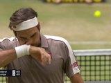 Halle - Federer s'impose face à Tsonga