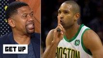 Al Horford was the Celtics' most important player – Jalen Rose - Get Up