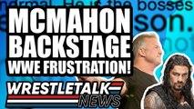 Shane McMahon FRUSTRATION Backstage In WWE! AEW BLOCK Jon Moxley! | WrestleTalk News June 2019