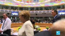 EU leaders remain at odds over top posts