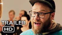 LONG SHOT Official Trailer (2019) Charlize Theron, Seth Rogen Comedy Movie HD