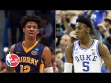 Ja Morant vs. RJ Barrett: Who is the better player? - 2019 NBA Draft Preview