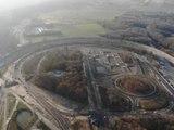 Voiture autonome : un centre d'essais inauguré en Essonne