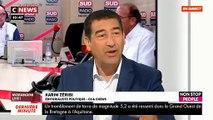 Karim Zeribi réagit à l'éviction d'Etienne Chouard de Sud Radio - VIDEO