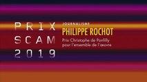 Prix  Scam Journalisme 2019