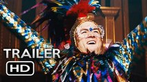 ROCKETMAN Trailer 3 (2019) Taron Egerton, Elton John Biopic Movie HD