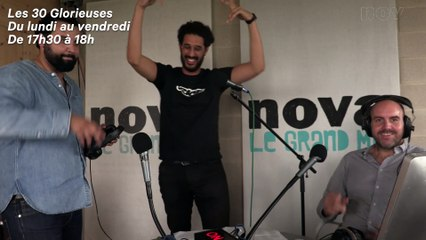 La dernière chronique incroyable sur Radio Nova | Les 30 Glorieuses