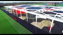 Le Pro Park, le Roudourou : des infrastructures de haut niveau