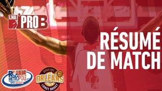 Playoffs d'accession - finale retour : Rouen vs Orléans
