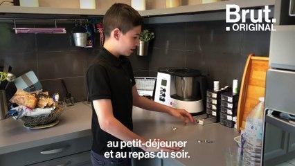 Karl, 13 ans, est en vie grâce à un don d'organe