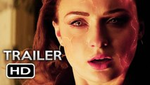 X-MEN: DARK PHOENIX Official Trailer 2 (2019) Jennifer Lawrence, Evan Peters Movie HD