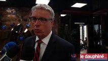 Réaction du président du conseil départemental de l'Isère, Jean-Pierre Barbier