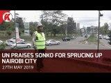 UN Praises Sonko for Sprucing Up Nairobi City