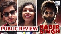 Kabir Singh Public Review | Shahid Kapoor, Kiara Advani