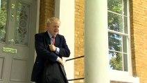 Boris Johnson avoids questions on Mark Field incident