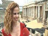 """Pastora Soler dará un concierto en Mérida cargado de """"emoción""""La cantante andaluza Pastora Soler"""