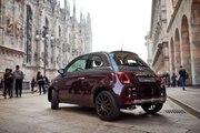La Fiat 500, fierté italienne