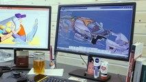 VÍDEO: Este es el trabajo que conlleva diseñar un hiperdeportivo eléctrico como un Rimac