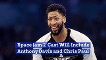 'Space Jam 2' Brings On More NBA Stars