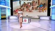 """Maine-et-Loire : des enfants reprennent """"Roxanne"""" pour sauver leur piscine, la ministre des Sports répond"""
