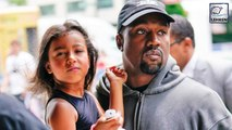 North West Wants To Be A Rapper Like Dad Kanye West Loves To Sing And Dance