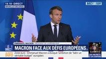 Présidence de la Commission européenne: Emmanuel Macron affirme qu'une nouvelle procédure va être relancée