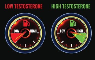 Baisse de testostérone :  comment se traduit-elle ?