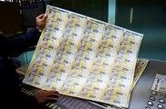 L'entrée en circulation des nouveaux billets de 100 et 200 euros