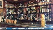 Grand Prix de France de F1 au Castellet : immersion dans la maison de Paul Ricard