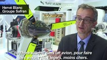 Climat: l'industrie aéronautique explore plusieurs pistes