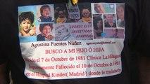 Primer juicio por el caso de bebés robados de España
