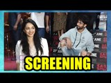 Special screening of the movie Kabir Singh hosted by Kiara Advani and Shahid Kapoor