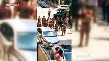Özel harekat polislerinden şehit kızına büyük sürpriz