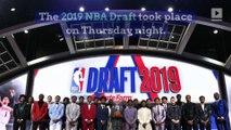 Zion Williamson, Ja Morant and RJ Barrett Highlight 2019 NBA Draft