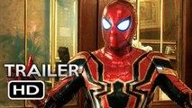 SPIDER MAN: FAR FROM HOME Official Trailer 2 (2019) Tom Holland Marvel Superhero Movie HD