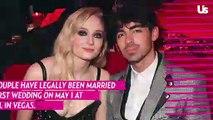 Joe Jonas and Sophie Turner Host Second Wedding in France Weeks After Las Vegas Ceremony